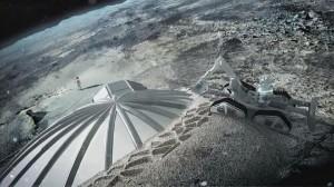 Des imprimantes 3D pour construire sur la Lune?