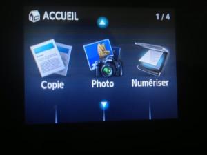 Une interface utilisateur moderne et raffinée