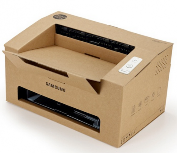 Origami-Samsung imprimante recyclable