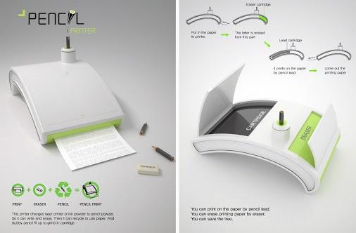printer pencil 2 en 1