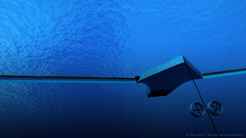 Des barrages qui séparent plancton et déchets plastiques © Boyan Slat