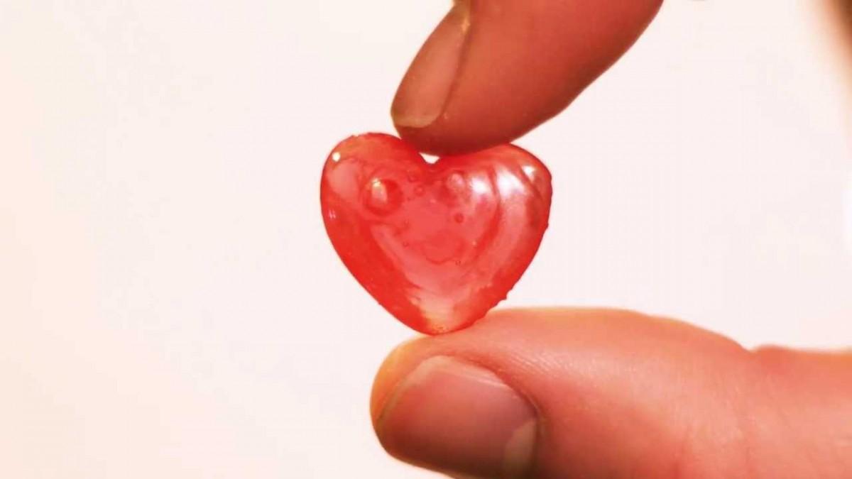 peachy printer heart