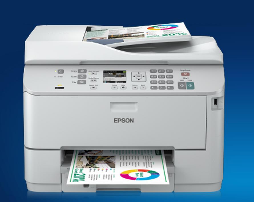 Epson Workforce Pro WP 4525DNF