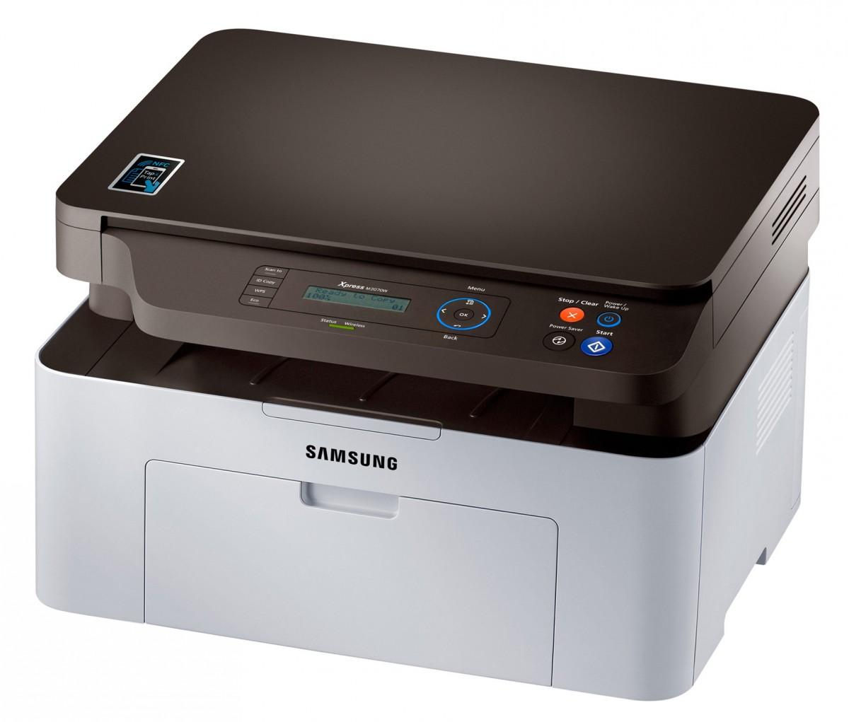 Imprimante SAMSUNG SL M2070W