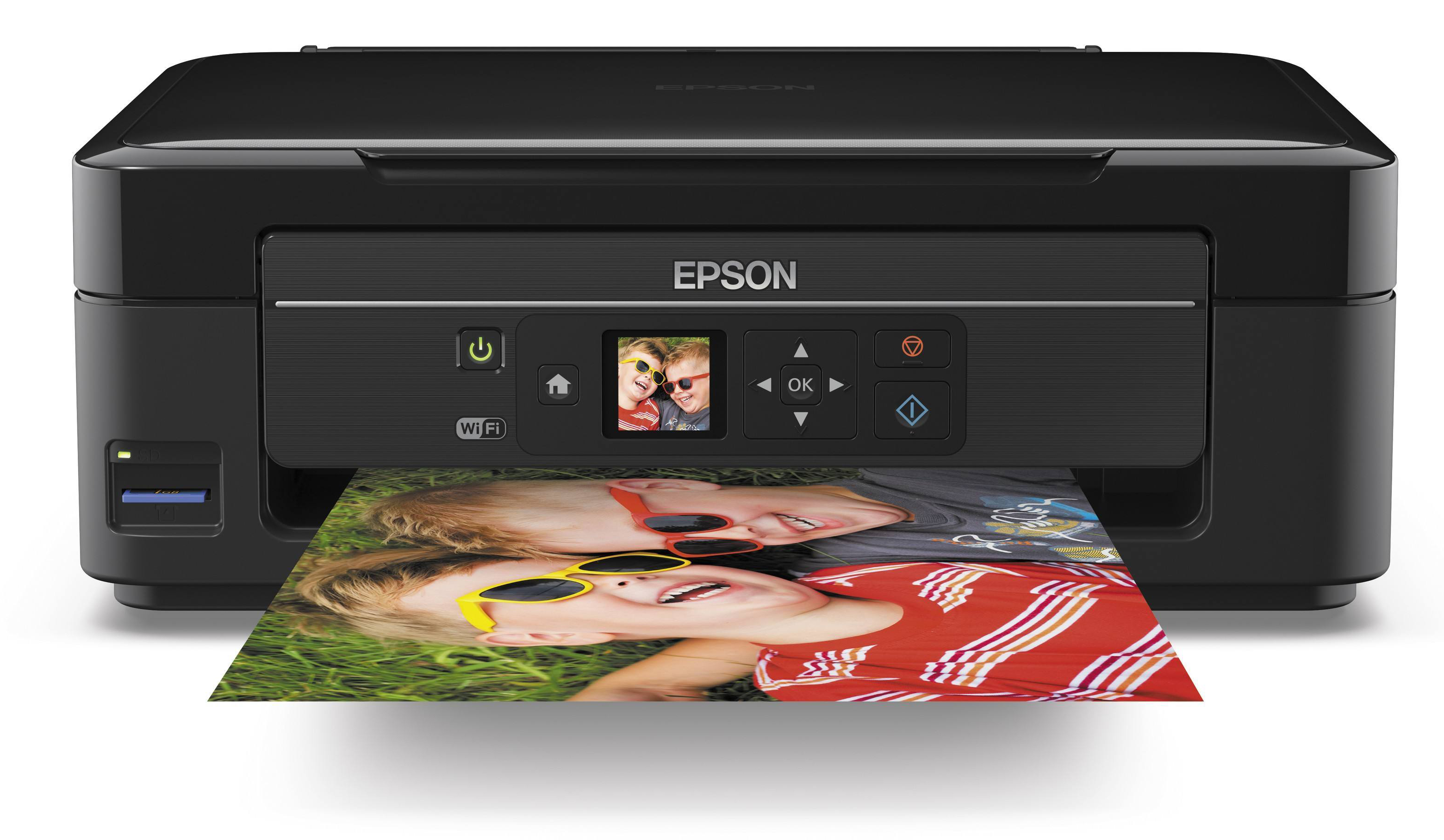 epson expression home xp 332 g n ration d imprimantes multifonction ultra compactes. Black Bedroom Furniture Sets. Home Design Ideas