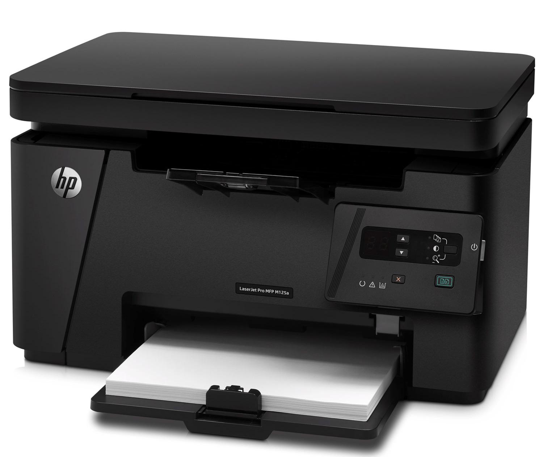 Imprimante HP MFP M125A